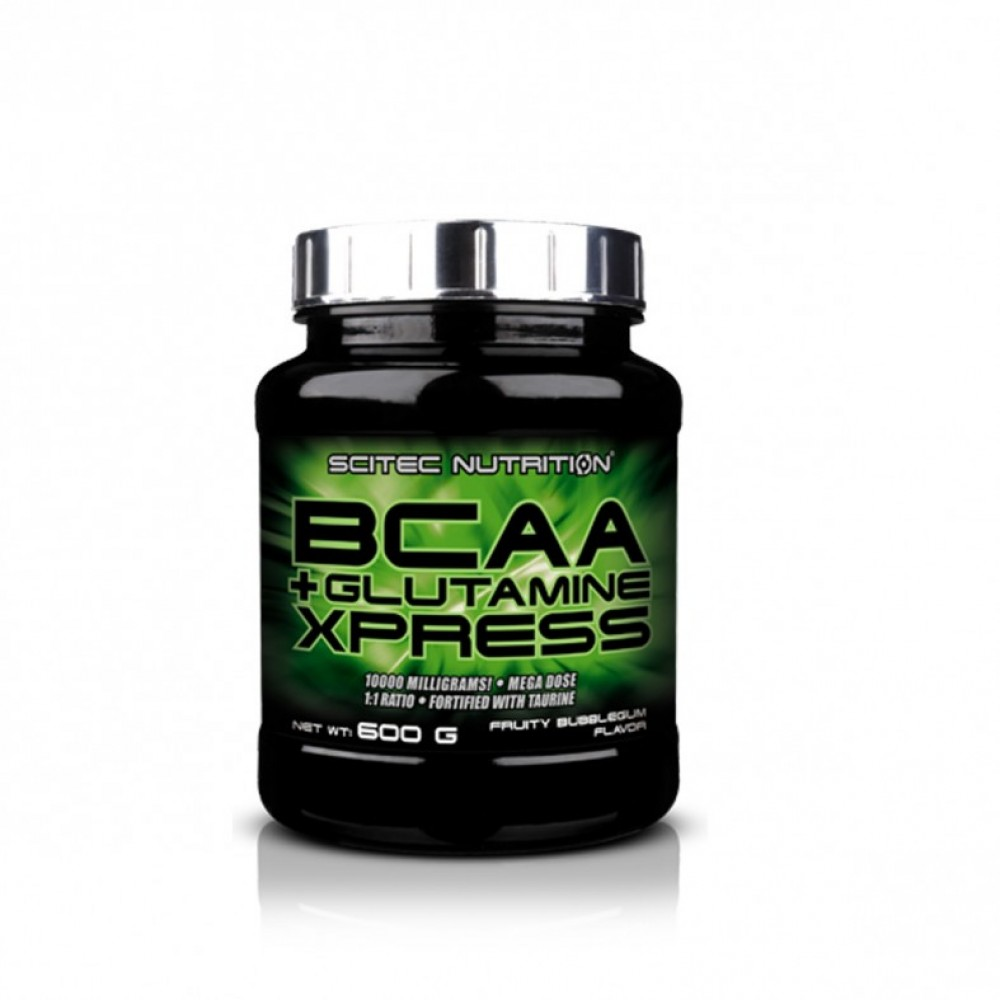 BCAA + Glutamine Xpress 600 g - Scitec Nutrition