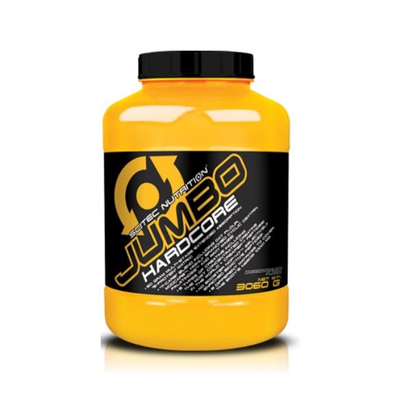 Jumbo Hardcore 3060 g  - Scitec Nutrition