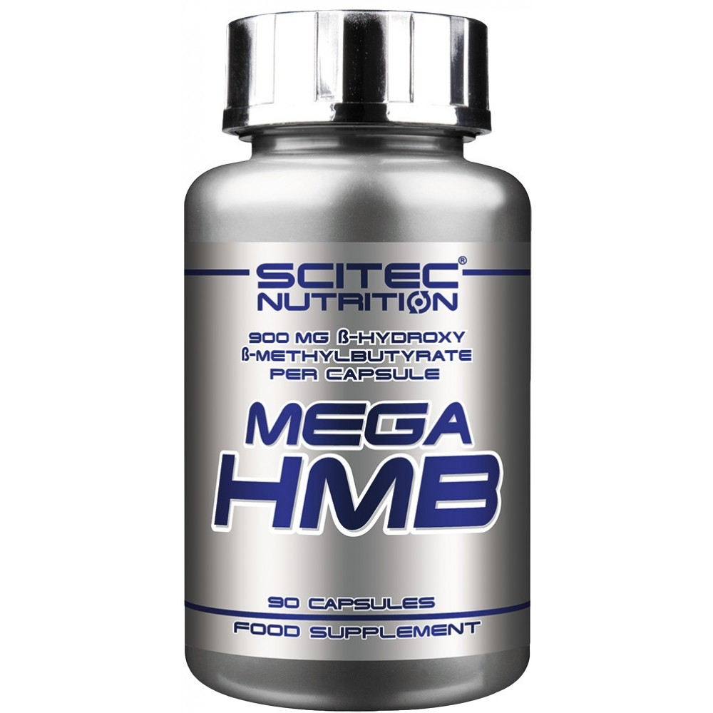 Mega HMB 90 tabliet - Scitec Nutrition