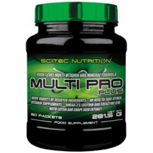 Multi Pro plus 30 balíčkov - Scitec Nutrition