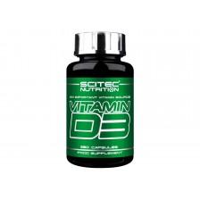 Vitamin D3 250 kapsúl - Scitec Nutrition