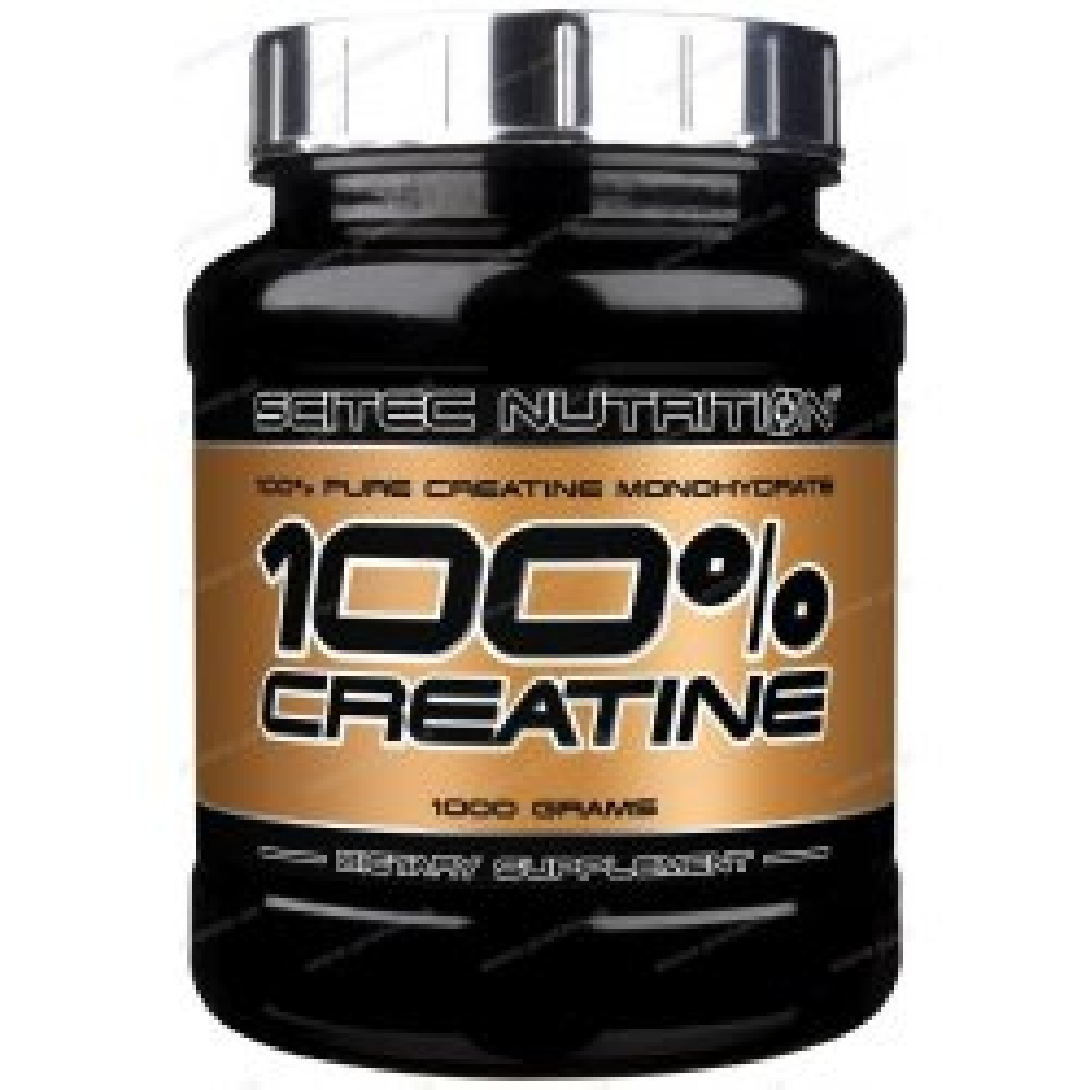 100% Creatine 100 g - Scitec Nutrition