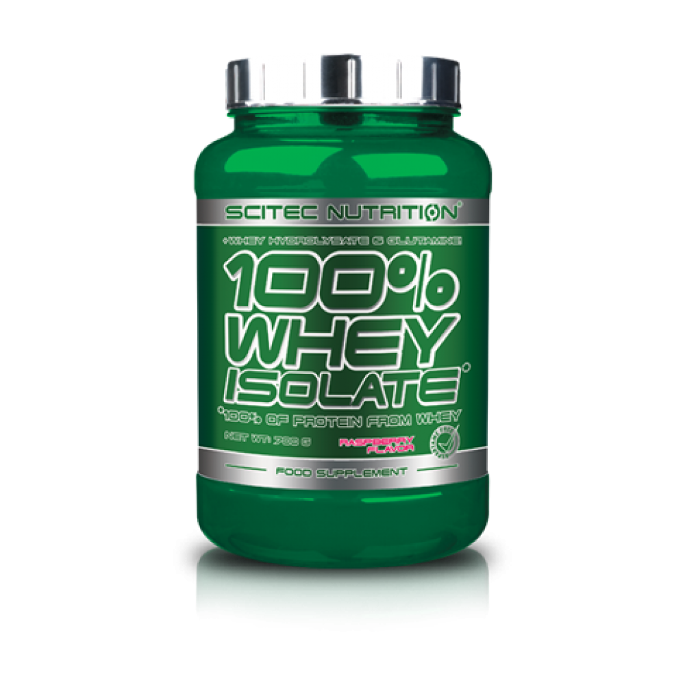 100% Whey Isolate 4000 g - Scitec Nutrition