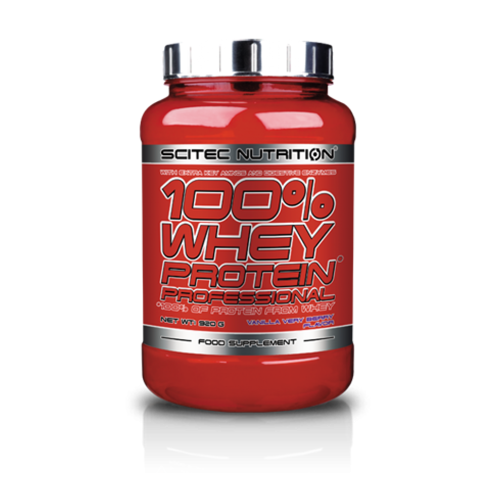 100 Whey Protein Professional 920 g - Scitec Nutrition