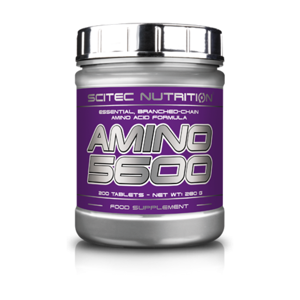 Amino 5600 200 tabliet - Scitec Nutrition