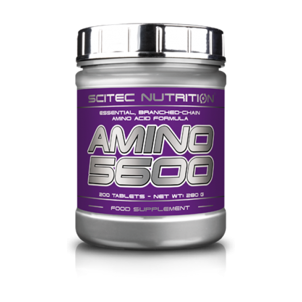 Amino 5600 500 tabliet - Scitec Nutrition