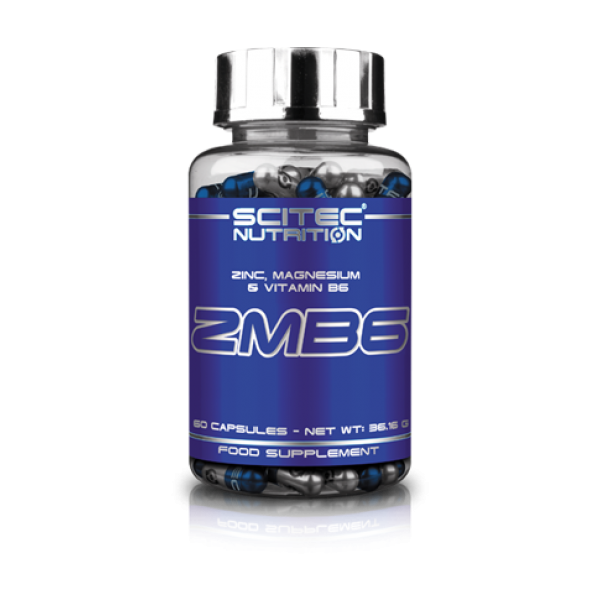 ZMB6 60 tabliet - Scitec Nutrition