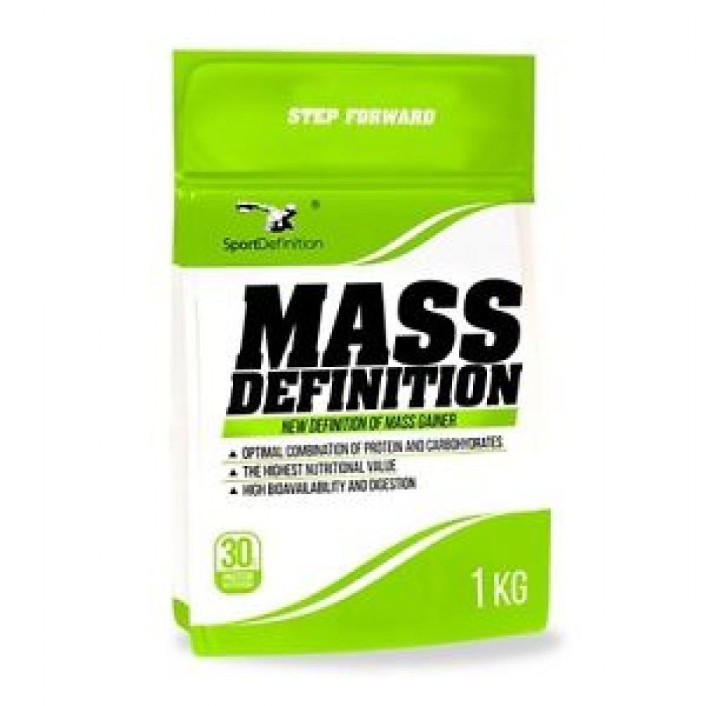 Mass Definition 1000 g - Sport Definition