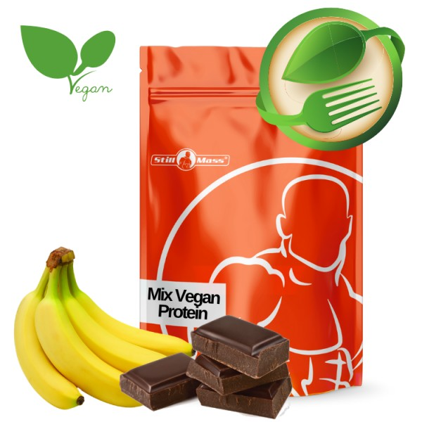 Mix vegan protein 500 g - StillMass