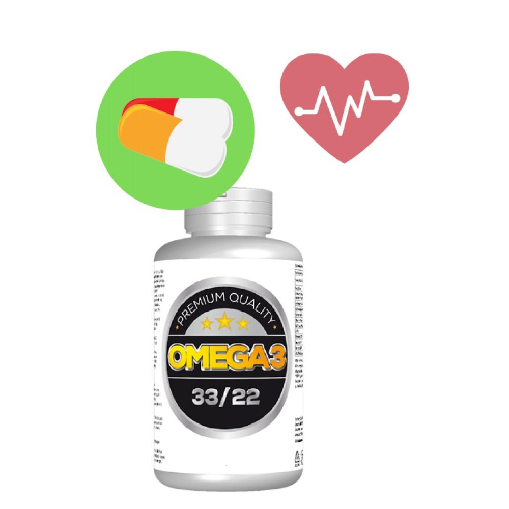Omega 3 18/12 120 kapsúl - StillMass