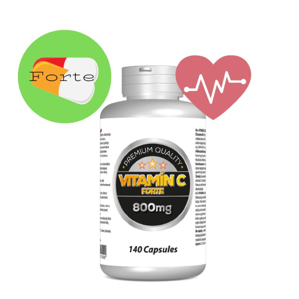 Vitamin C Forte 140 kapsúl - StillMass