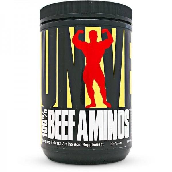 Beef Aminos 200 tabliet - Universal