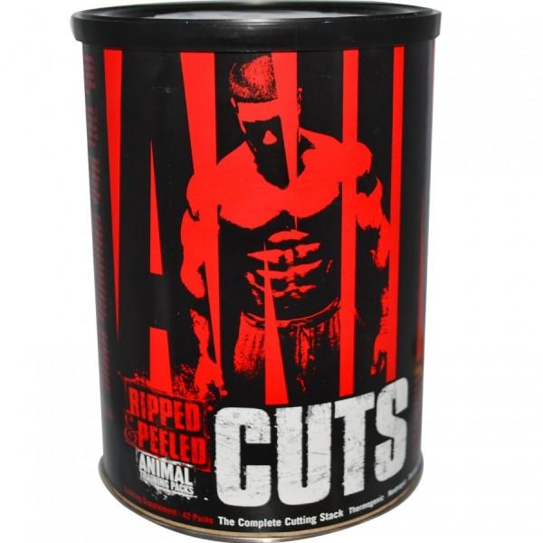 Animal Cuts 42 sáčkov - Universal