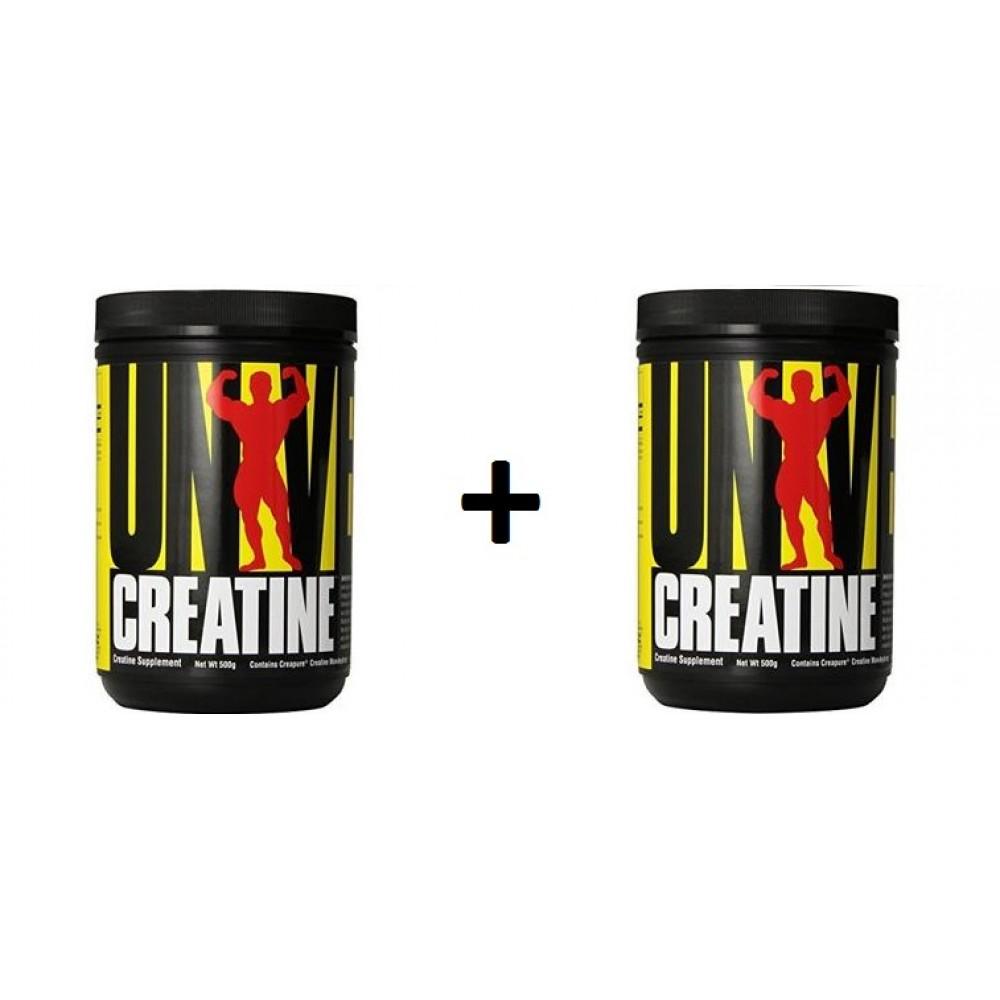 Creatine 200 g  1+1 ZADARMO - Universal