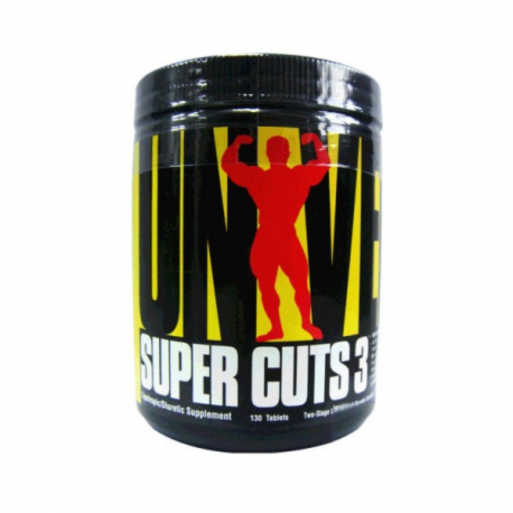 Super Cuts 3 130 tabliet - Universal
