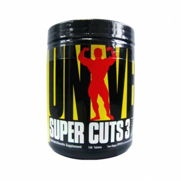 Super Cuts 3 130 tabliet - Universal