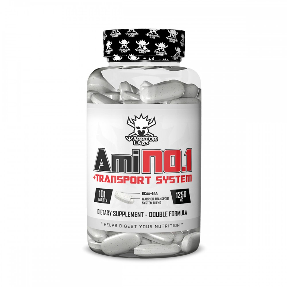 Amino.1 Transport 101 tabliet - Warrior labs