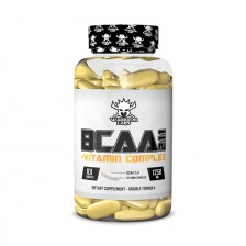 BCAA + Vitamin Complex 101 tabliet - Warrior labs