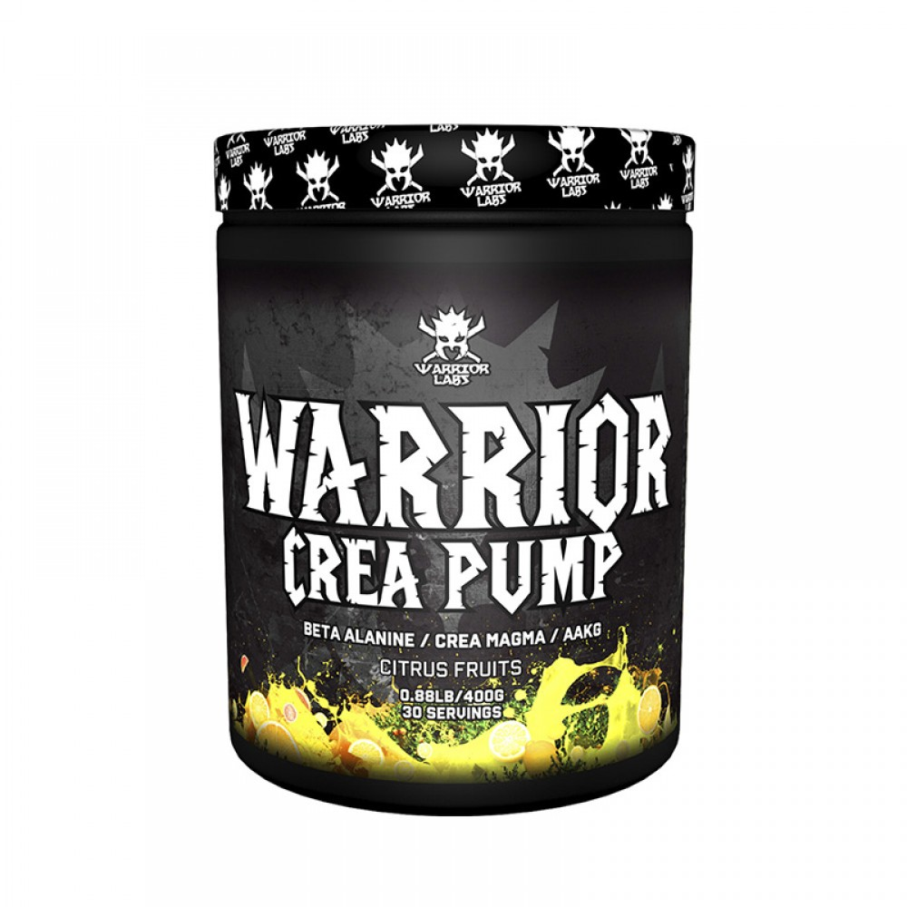 Crea Pump 400 g - Warrior labs