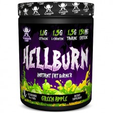 HellBurn 400 g - Warrior labs