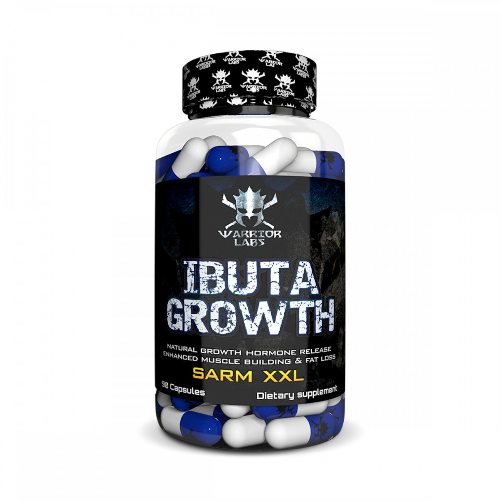 Ibuta Growth 90 tabliet - Warrior labs