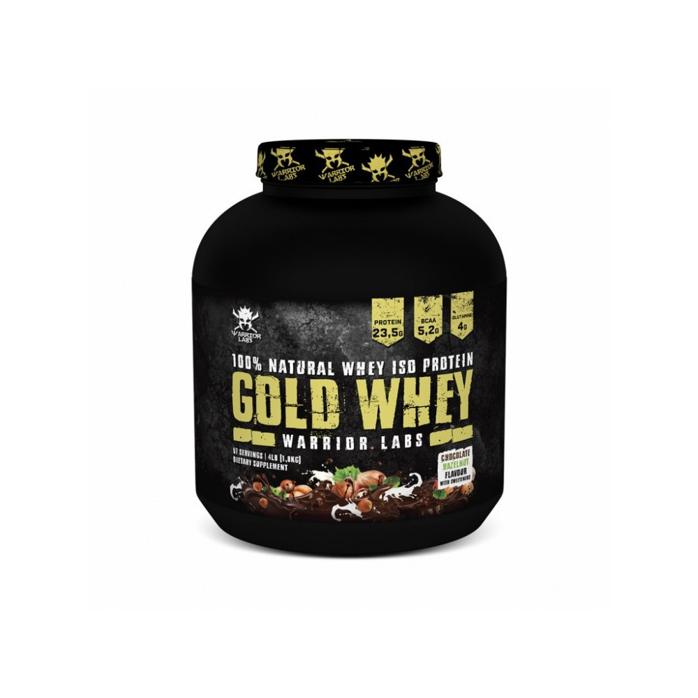 Warrior Gold Whey 1800 g - Warrior labs