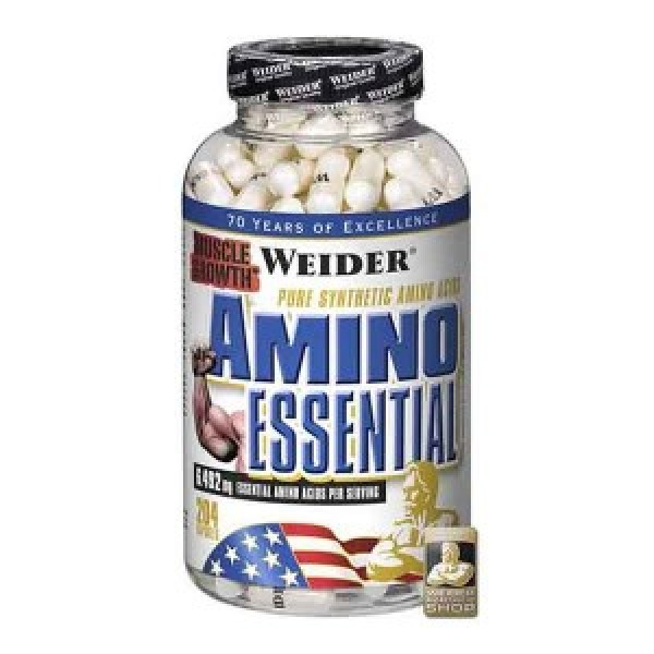Amino Essential 102 tabliet - Weider