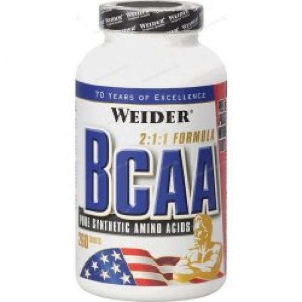 BCAA 260 tabliet - Weider