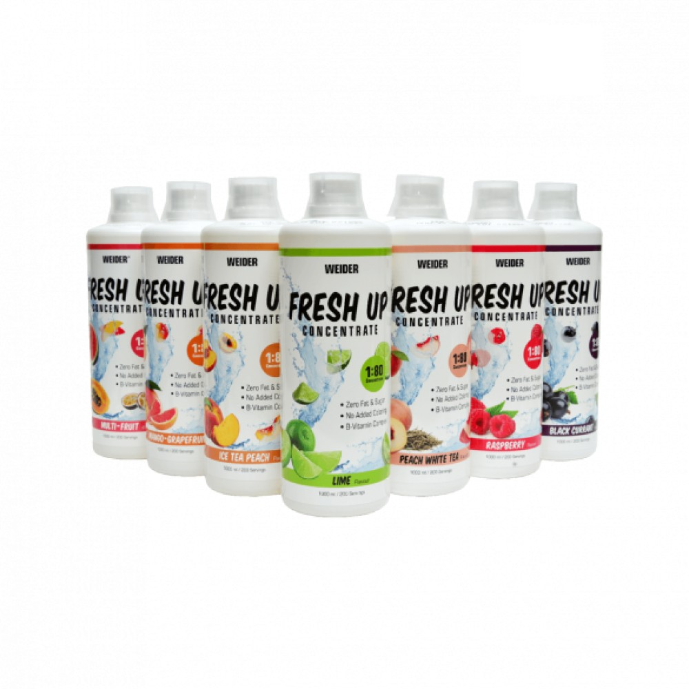 Fresh Up Concentrate 1000 ml - Weider