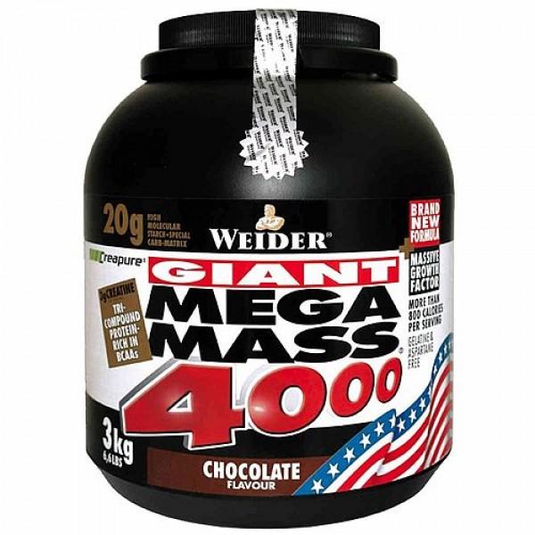 Giant Mega Mass 4000 3000 g - Weider