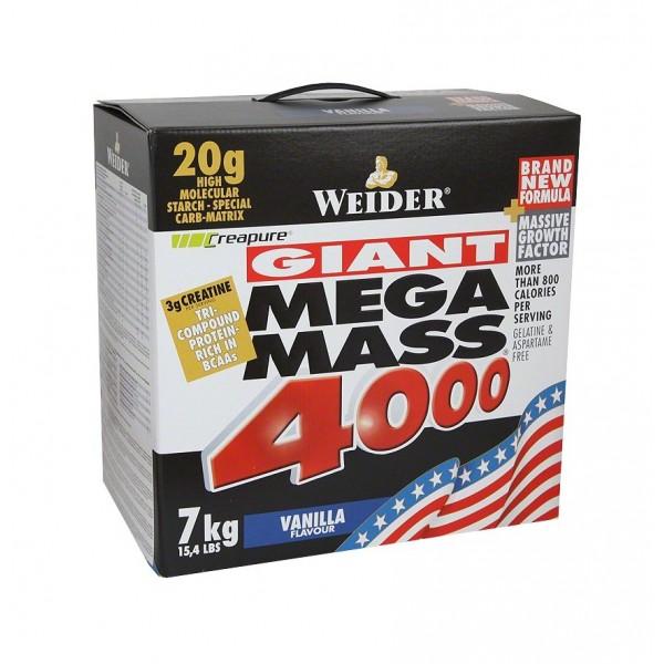 Giant Mega Mass 4000 7000 g - Weider