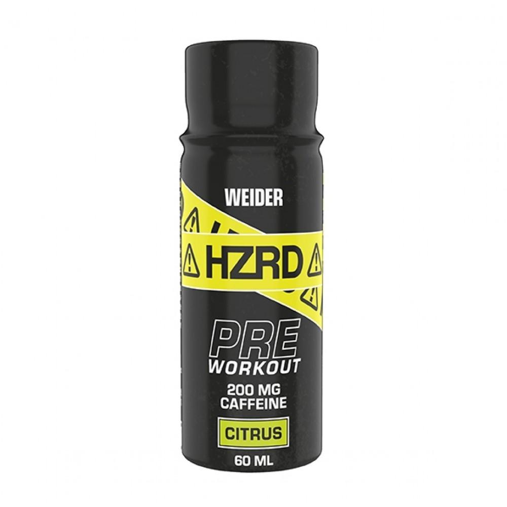 HZRD Pre Workout Shot 60ml - Weider