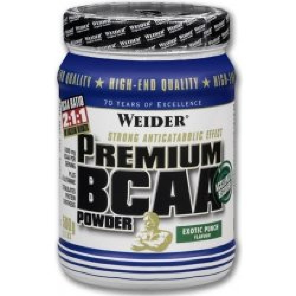 Premium BCAA 500 g - Weider