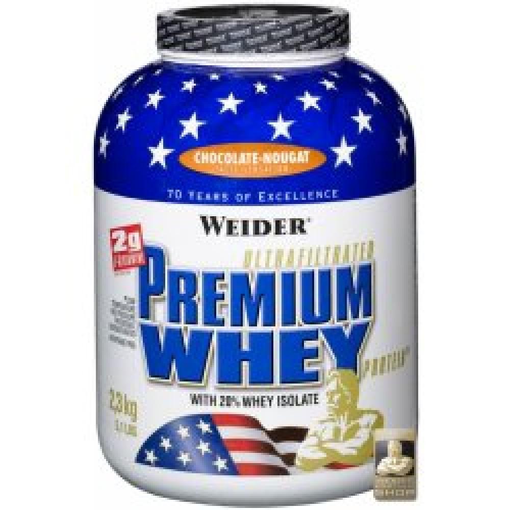 Premium Whey protein 2300 g - Weider
