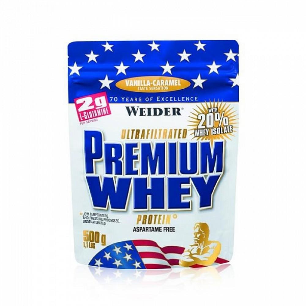 Premium Whey protein 500 g - Weider