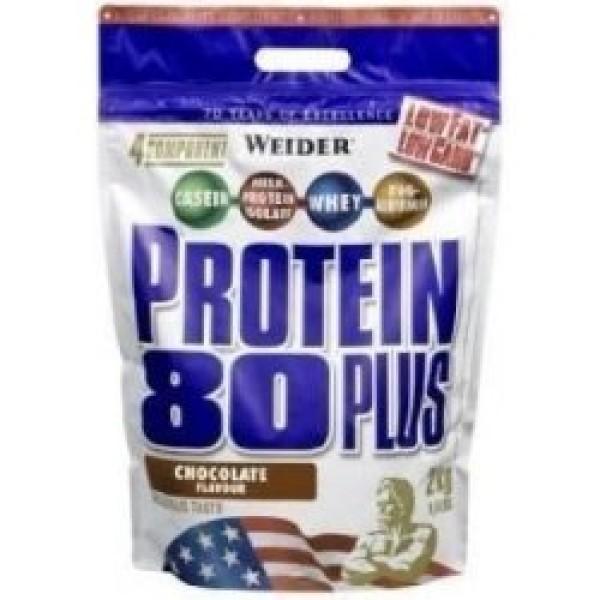 Protein 80 PLUS 500 g - Weider