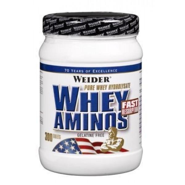Whey Aminos Caps 300 tabliet - Weider